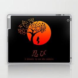 Shinobi Endures Laptop & iPad Skin