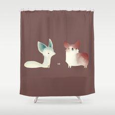 vs Shower Curtain