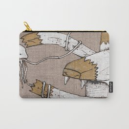 FuFu & SquidWhale Carry-All Pouch