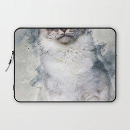 Birman Cat 9 Months Old Si Laptop Sleeve