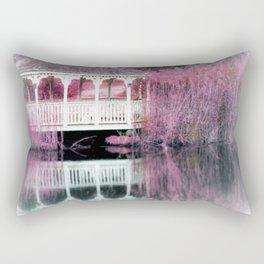 Heavens Gazebo Photography Rectangular Pillow