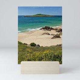 Ilha do Pessegueiro, Portugal Mini Art Print