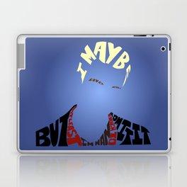 Spike - Buffy the vampire slayer Laptop & iPad Skin