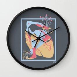 Self growth Wall Clock