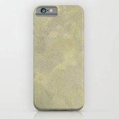 Modern Masters Metallic Plaster - Aged Gold and Silver Fox - Custom Glam Slim Case iPhone 6s