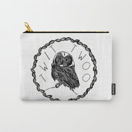 Twit twoo owl Carry-All Pouch