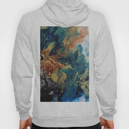 The Colorful Side Of The Moon Hoody