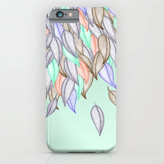 CRAYON LOVE  - A Different Nature iPhone & iPod Case