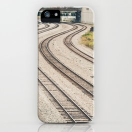 Rails iPhone Case