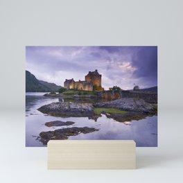 The Guardian of the Lake Mini Art Print