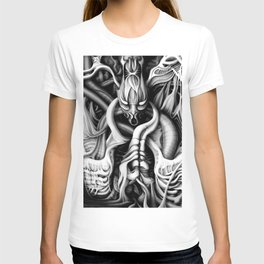 Alien flesh #1 T-shirt
