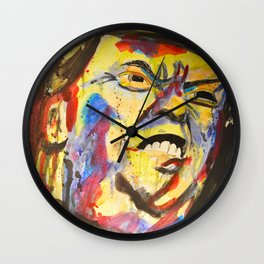 The Disaster Wall Clock