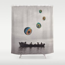 gaze Shower Curtain