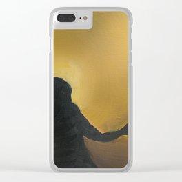 """Rise"" Clear iPhone Case"