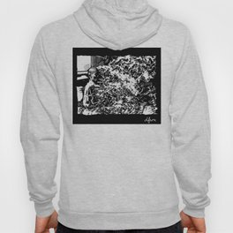 Burning Monk Hoody