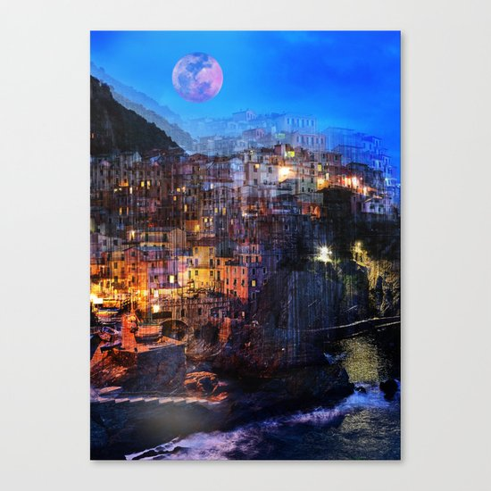 Dream Holidays Canvas Print