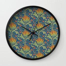 """John Henry Dearle """"Artichoke"""" 1. Wall Clock"""