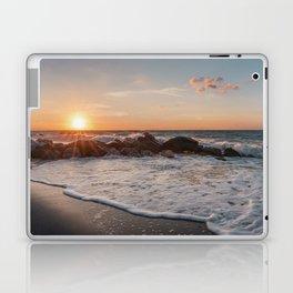 Breathtaking sunset Laptop & iPad Skin