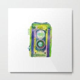 Kodak Duaflex II Metal Print