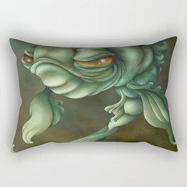 Bad Fish Rectangular Pillow