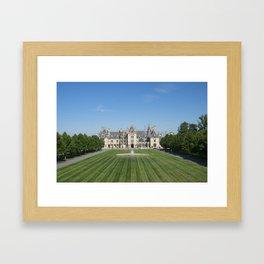 The Biltmore Estate Framed Art Print