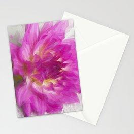 Dahlia Beauty Stationery Cards