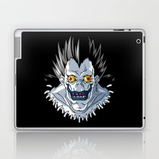 Shinigami Love Apples Laptop & iPad Skin