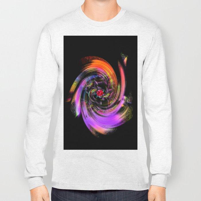 Flowers magic roses 7 Long Sleeve T-shirt