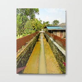 Johor Bahru Study 7 Metal Print