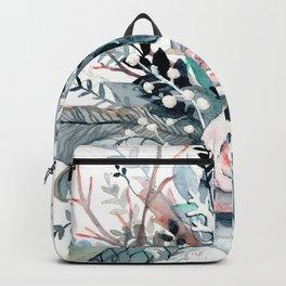 Frostflowers Backpack