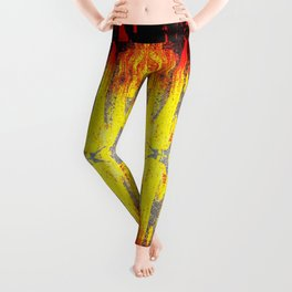 Secret Scarabs Leggings