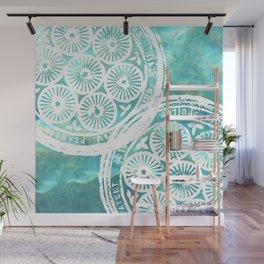 swimmingly Wall Mural