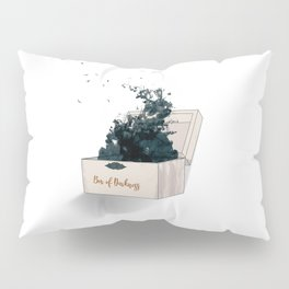 Box of Darkness Pillow Sham