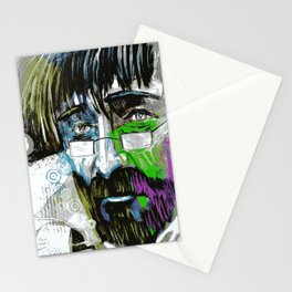 The Final Colour Stationery Cards