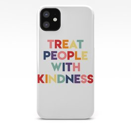 tpwk rainbow iPhone Case
