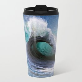 Wedge Barrel Travel Mug