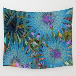 """""""Blue Summer Paradise"""" Wall Tapestry"""