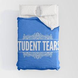 Student Tears Comforters
