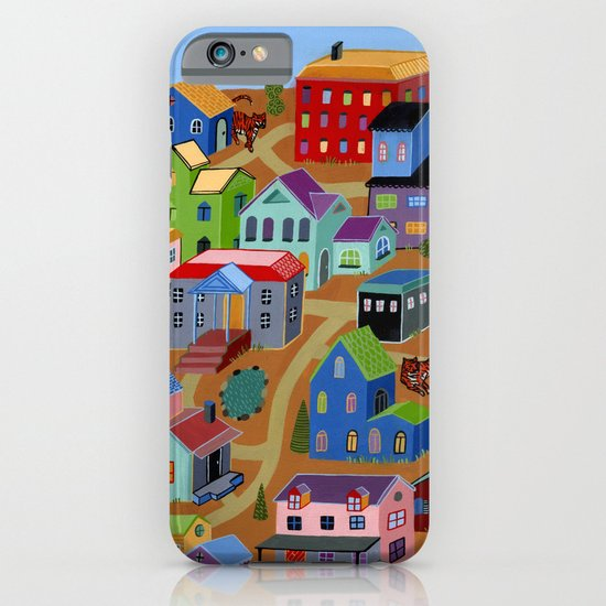 Tigertown iPhone & iPod Case