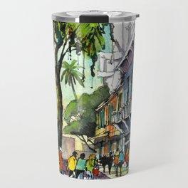 Duval Street, Key West Travel Mug