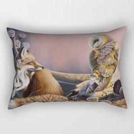 """""""OCTOBER RAIN"""" Rectangular Pillow"""