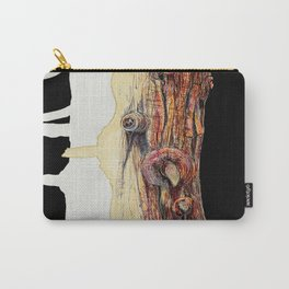 Tree trunks Carry-All Pouch