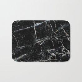 Black Marble Edition 1 Bath Mat