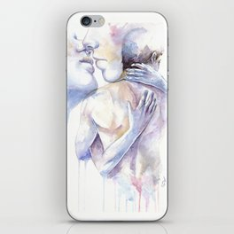Addicted to You iPhone Skin