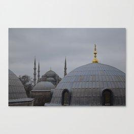 Istanbul, Turkey Canvas Print