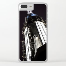 A-Spire for Greatness Clear iPhone Case
