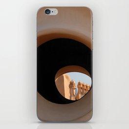 Gaudi Series - Casa Milà No. 2 iPhone Skin