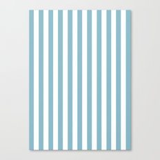 Summer stripes Canvas Print