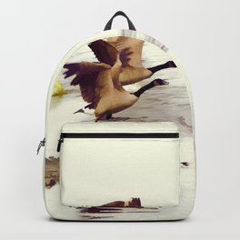 The Take Off - Wild Geese Backpack