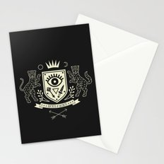The Secret Society Stationery Cards